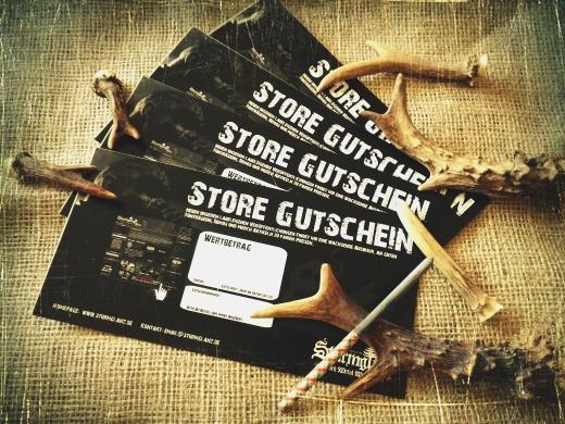 Sturmglanz Store 20 Euro Gutschein