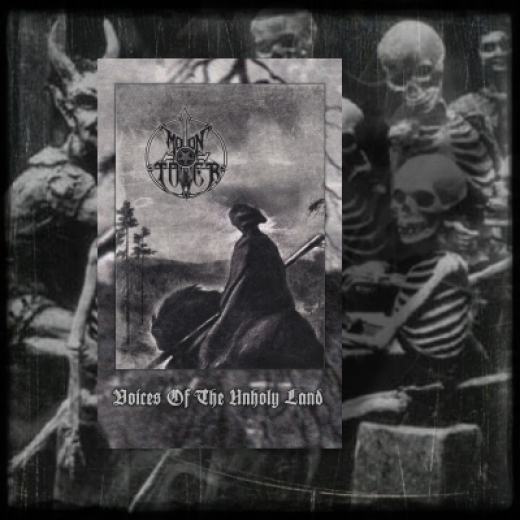 Moontower - Voices Of The Unholy Land Tape