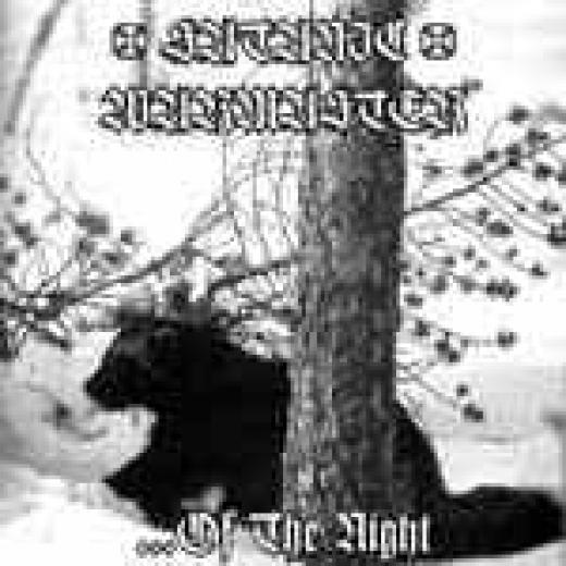 Satanic Warmaster -...of the night  MiniCD