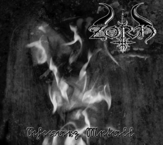 Zorn - Schwarz Metall DigiCD