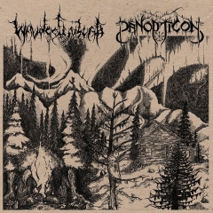 Panopticon & Waldgeflüster - Split Vinyl