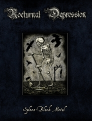 Nocturnal Depression - Spleen Black Metal: bloody nostalgia Box