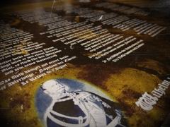Temple of Oblivion - Via Falsa 1866 Vinyl schwarz