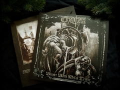 CHOTZÄ - Bärner Black Metal Terror Vinyl Black