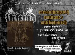 URFEIND - Swartaz Dagana CD