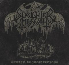 Slaughter Messiah - Morbid Re-Incantations EP CD