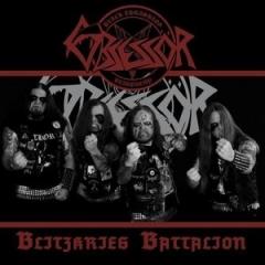 Obsessör - Blitzkrieg Battalion CD