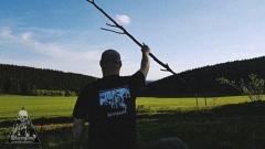 URFEIND - Swartaz Dagana T-Shirt Size L