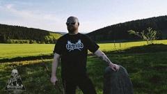 URFEIND - Swartaz Dagana T-Shirt Size XL