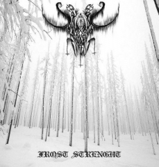 Demonic Forest - Frost Strength CD