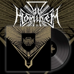 AD HOMINEM - Napalm for All Black Vinyl