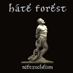 HATE FOREST - Nietzscheism Digisleeve CD