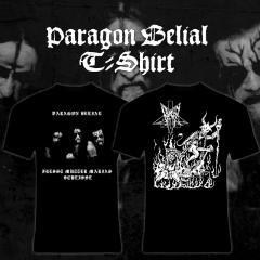 Paragon Belial - Fresst Mutter Marias Scheisse T-Shirt Size M