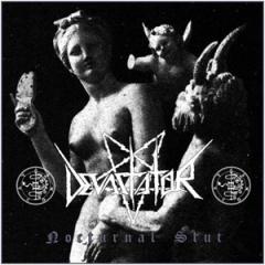 Devastator - Nocturnal Slut CD