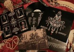 Degial - Savage Mutiny, Black Edition Vinyl