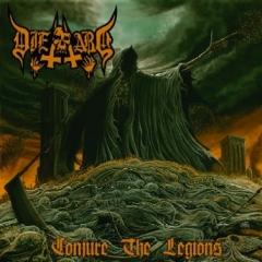DIE HARD - Conjure The Legions CD
