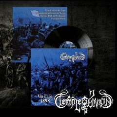 Temple of Oblivion - Via Falsa 1898 Vinyl schwarz