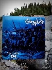 Temple of Oblivion - Via Falsa 1898 Vinyl schwarz