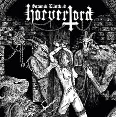 Hoeverlord - Satanik Küntkvlt DIGICD