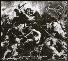 Kriegsgott - Legion Ov Revenge Digi CD