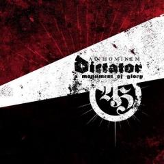 Ad Hominem - Dictator CD