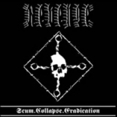 Revenge : Scum. Collapse. Eradication CD