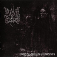 Hats Barn - Primitive Humans Desecration CD