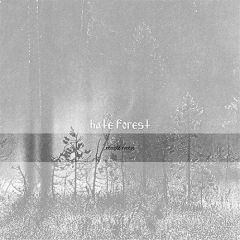 Hate Forest - Temple Forest Vinyl