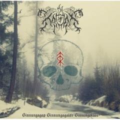 Kroda - GinnungaGap GinnungaGaldr GinnungaKaos Vinyl