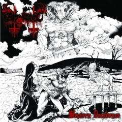Anal Blasphemy - Western Decadence CD
