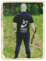 ASKEREGN - Ascheregen T-Shirt Renaissance in Ashes T-Shirt Size XXL