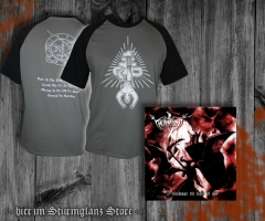 Permafrost - I Challenge the Light of God CD + T-Shirt