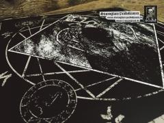DRUDENSANG / KALMANKANTAJA / HIISI - Essence of black Mysticism black Vinyl + bedrucktes Altartuch
