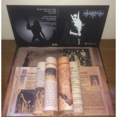 Nokturnal Mortum - Нехристь - Nechrist Clear Galaxy Doppel Vinyl