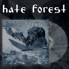 Hate Forest - Purity Clear Vinyl