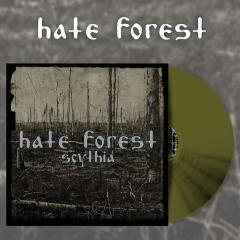 Hate Forest - Scythia Clear Vinyl