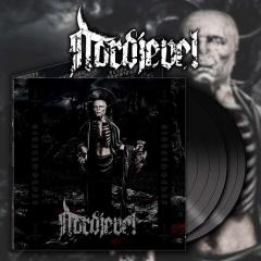 Nordjevel - Necrogenesis Doppel Black Vinyl
