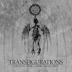 Infernal War / Kriegsmaschine - Transfigurations  CD