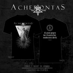 Acherontas - Kunst gegen die Ruinen... T-Shirt Girly Größe S