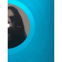Immortal - At The Heart Of Winter Sea Blue Galaxy Vinyl