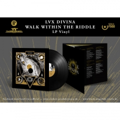 Lux Divina - Walk Within The Riddle Vinyl