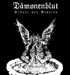 Dämonenblut - Schrei der Bestien Gatefold Vinyl