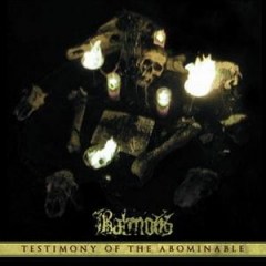 Balmog - Testimony of the abominable CD