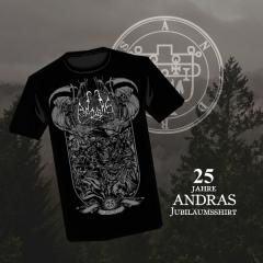 Andras - Reliquien... T-Shirt Size XL