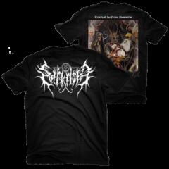 Sarkrista - Trinity of Luciferian Illumination Shirt Size XL