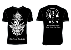 Thy Dying Light - The Last Twilight T-Shirt Size M