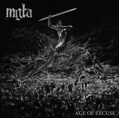 MGŁA - Age of Excuse CD