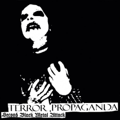 Craft - Terror, Propaganda - Second Black Metal Attack DigiCD