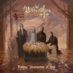 Profanatica - Rotting Incarnation of God CD
