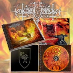 Nokturnal Mortum - The Voice of Steel CD
